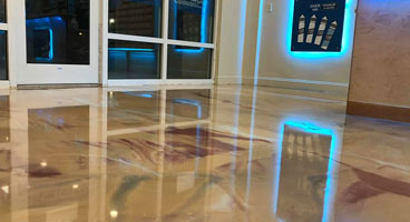 Murrieta Metallic Epoxy